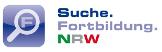Logo der Lehrerfortbildungssuchmaschine NRW